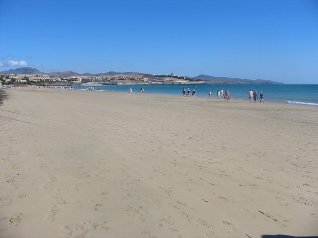 Beach - Solymar Jasmin A8, Costa Calma, Fuerteventura